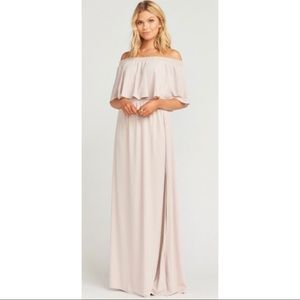 Hacienda show me your mumu bridesmaid dress